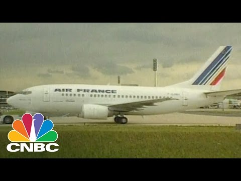 Air France Numbers Decline After Paris Terror Attacks | CNBC