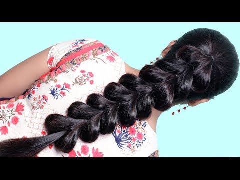 3 Most Beautiful Braid Hairstyle For Party Or Wedding || New Juda Hairstyles | Prom Updo Hairstyles