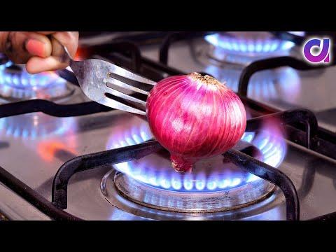 24 Useful Kitchen Hacks   Smart Tips and Tricks   Artkala