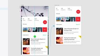 Adobe XD Sneak Peek: Overlays and Fixed Elements  Adobe Creative Cloud