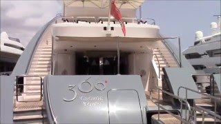 Megayachts and Superyacht 2015 in Puerto Banus, Monaco and Cannes