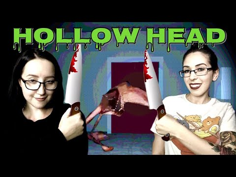 HOLLOW HEAD | INDIE HORROR GAME | DEATH AROUND EVERY CORNER