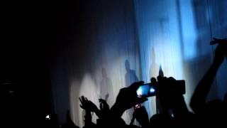Broilers Santa Muerte Tour Intro & Zurück zum Beton live @ Philipshalle Düsseldorf 15.12.2012