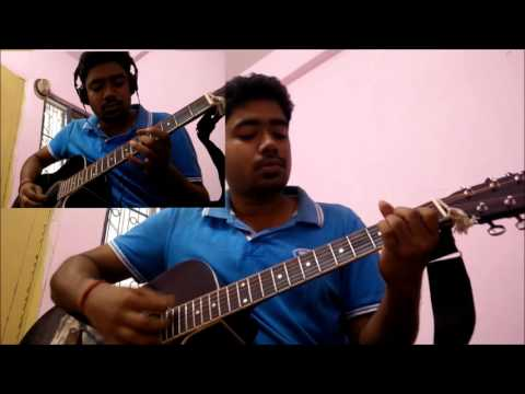 Oh Oh | Thangamagan | Full song | Guitar Cover |