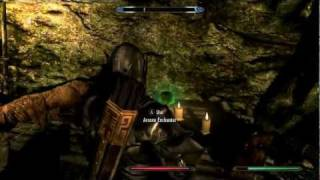 93. Let's Play Skyrim (The Elder Scrolls V Orc Gameplay) - Blood's Honor