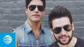 Dan + Shay: Just the Right Kind of Crazy. Exclusively on Country Deep™ | AT&T