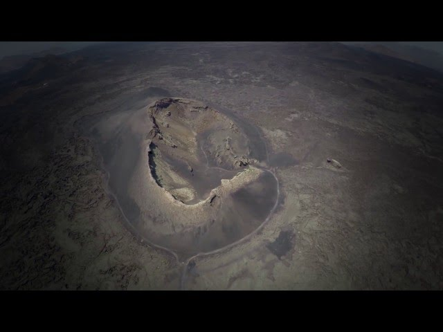 Lanzarote Film Commission - Lanzarote from the air