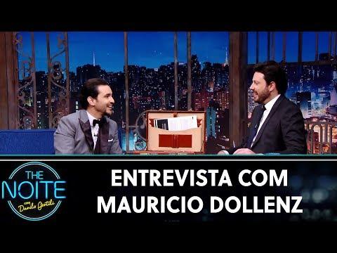 Entrevista com Mauricio Dollenz   The Noite 230819