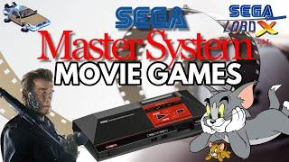 Sega Master System Moטie Games - 27 Titles!