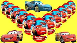 10 x Kinder Surprise Disney Pixar Cars 2 Киндер Сюрпризы Тачки