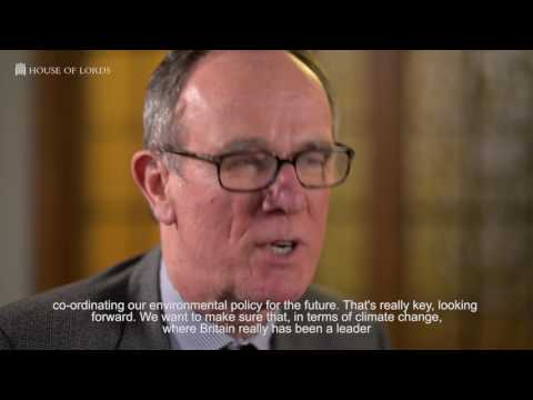 Brexit: environment and climate change  | EU Energy and Environment Sub-Committee | House of Lords