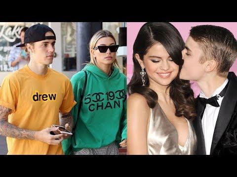 Justin Bieber Takes Wife Hailey On SAME Date He Took Selena Gomez!