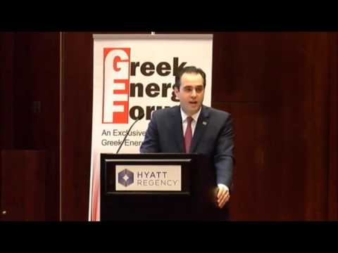 Alexandros Lagakos  The European Energy Union Turning the Vision into Reality   GEF