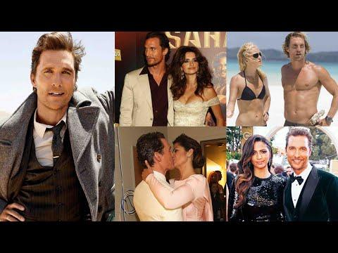 Girls Matthew McConaughey Has Dated