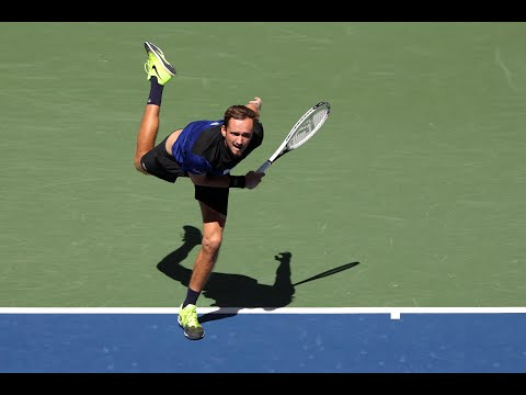 J.J. Wolf Vs Daniil Medvedev | US Open 2020 Round 3