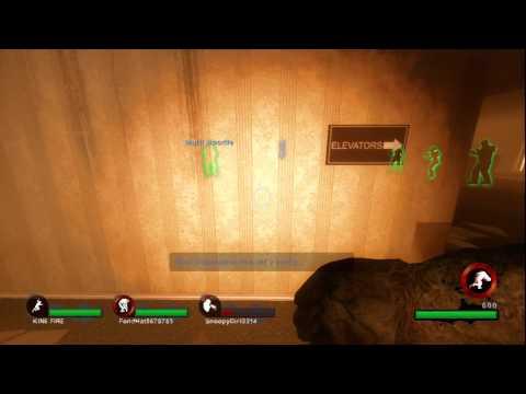 Left 4 Dead 2 XBOX 360 Dead Center Versus Gameplay 03 Part.1