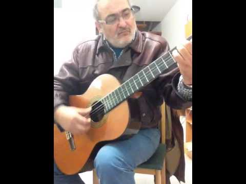 Ramón sancho vidal guitarra impro