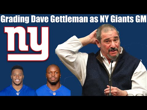 Grading Dave Gettleman as Giants GM