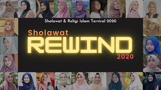 SHOLAWAT REWIND 2020 ¦ Full Album Sholawat Terviral 2020 - Allahul Kaafi || Syaikhona || Huwannur