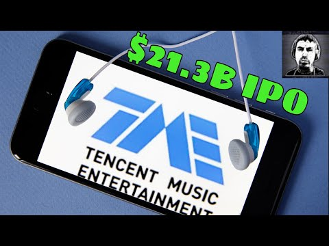 What To Expect From The 🎶Tencent Music IPO | Ticker Symbol (TME) Mp3