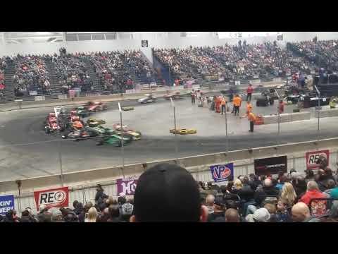 Syracuse indoor race tq a main