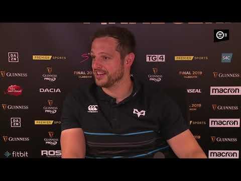 Ospreys TV: Dan Evans Post Scarlets Playoff