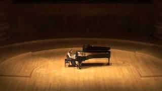 "Festival ""The faces of modern pianism"". Karl Vine. Sonate №1. Daria Parkhomenko"