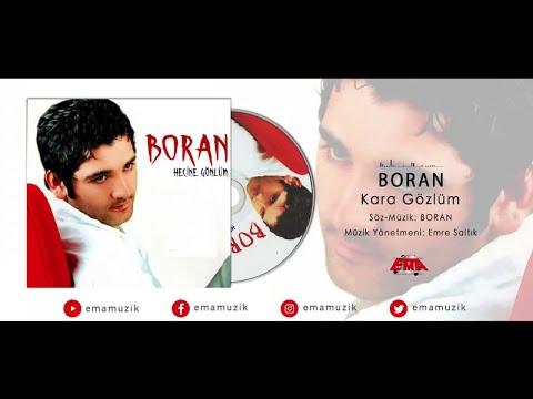 Boran Duman - Kara Gözlüm - (Hecine Gönlüm / 2003 Official Video)