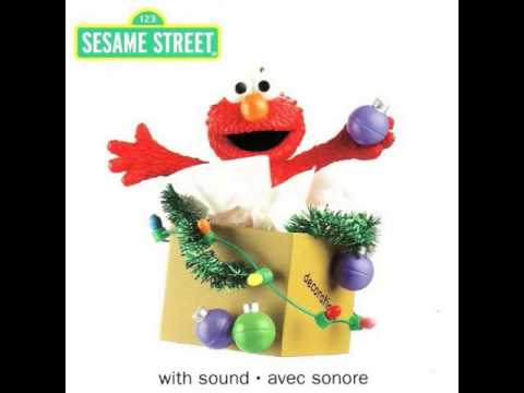 elmo christmas ornament - YouTube