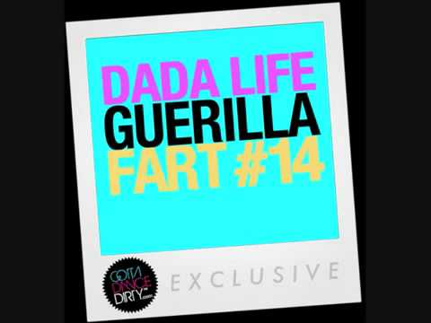 Mylo - Drop The Pressure (Dada Life Guerilla Fart #14)