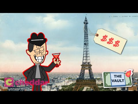 The Con Man Who Sold The Eiffel Tower For Scrap - The Vault
