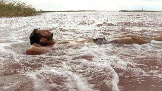 Украинское Мёртвое море   #ВУкраине