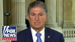 Joe Manchin says now is the time for diplomacy, civility with Iran