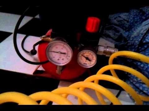 Compresor de leroy merlin volviendo a fallar tras for Compresor aire leroy merlin