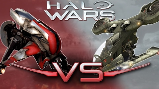 Banshee Vs. Hornet | Halo Wars 2 Unit Battle