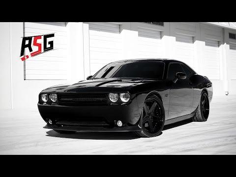 Гелик-седан / Dodge Challenger [305 л.с.]
