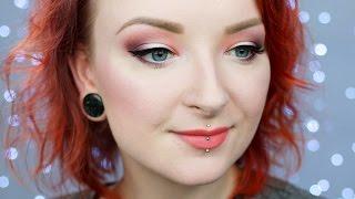 Makijaż dzienny ze szczyptą koloru dla każdej tęczówki ♡ Red Lipstick Monster ♡