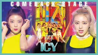 ITZY ICY 있지 ICY Show Music core 20190810