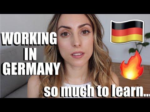 GERMAN WORK CULTURE | Working In Germany