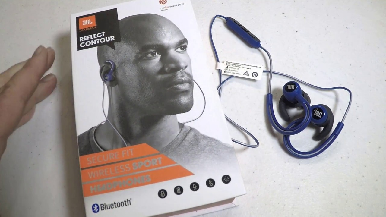 a3b7f8d73e5 JBL Reflect Contour Details Unboxing Review - YouTube