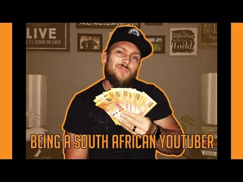 Being a South African Youtuber...