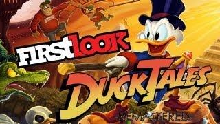 DuckTales: Remastered [Утиные Истории] Первый Взгляд