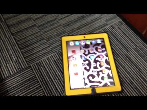 IPad2 Otterbox Definder Case Drop Test from iSmarter Center