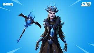 SHOP FORTNITE 20/01/2019!! NEW SKIN THE REGINA OF ICE AND GLACIATORE, MIETITORE