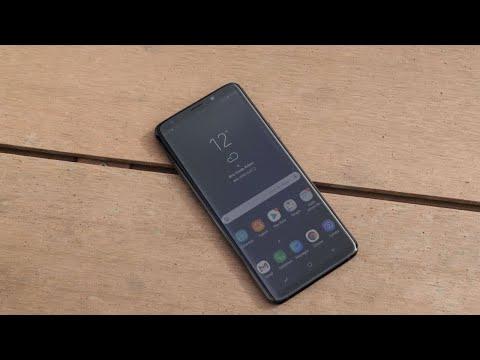 Test du Galaxy S9+