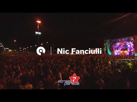Nic Fanciulli @ Zurich Street Parade 2018 (BE-AT.TV)