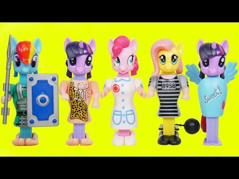 My Little Pony PEZ Rescue Vampirina LOL Surprise Dolls Magical Wrong Heads Pets Missing Party!