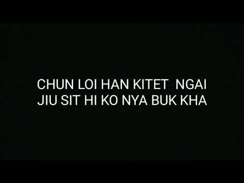 LAGU HAKKA-JUNG SIM LOI CHONG LI THIEU KO (LIRIK)