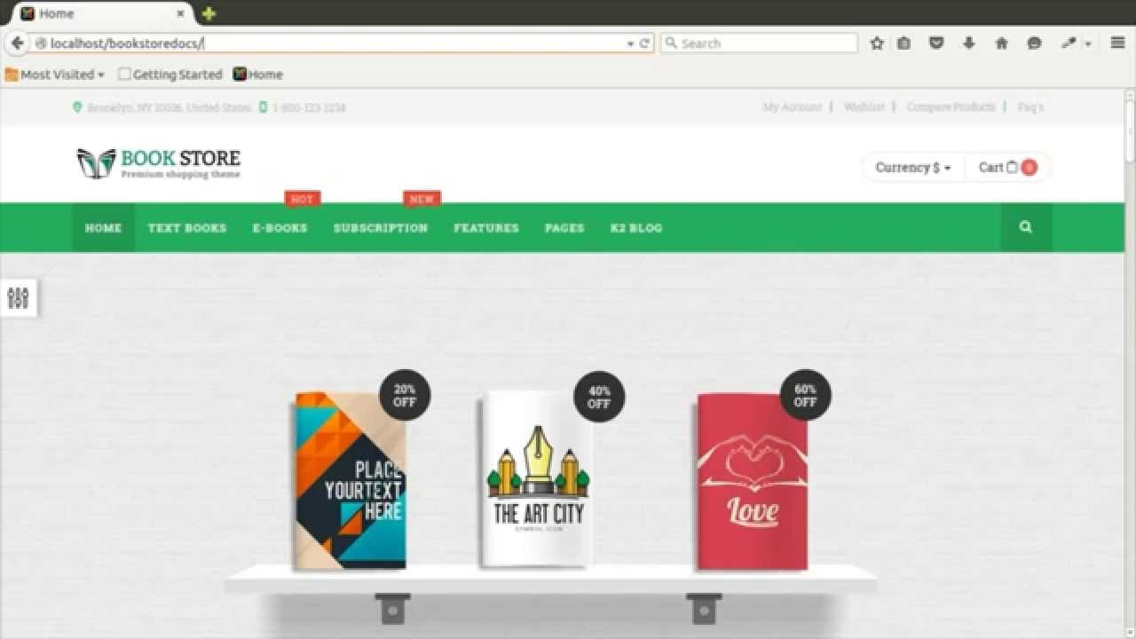 how to set up ebook subscription in joomla bookstore template, Powerpoint templates