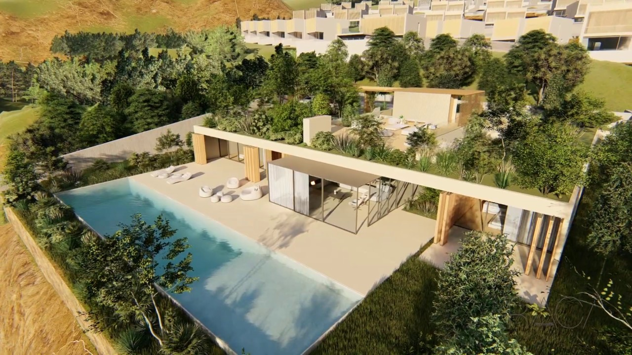 Architettura Sostenibile Architetti villa m iraci architetti